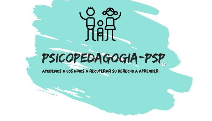 logo de psicopedagogia-psp