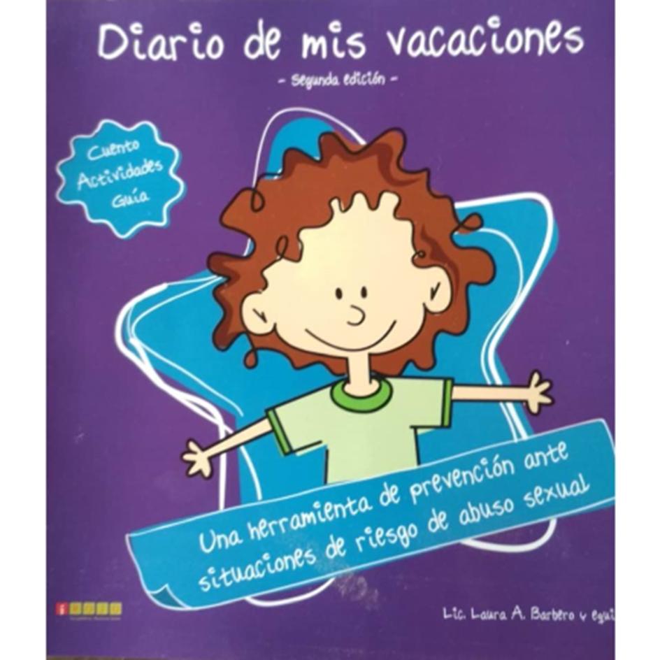 libro el diario de mis vacaciones